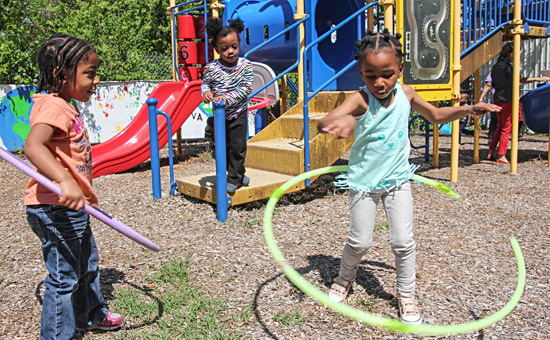 Washington DC Child Care Anacostia
